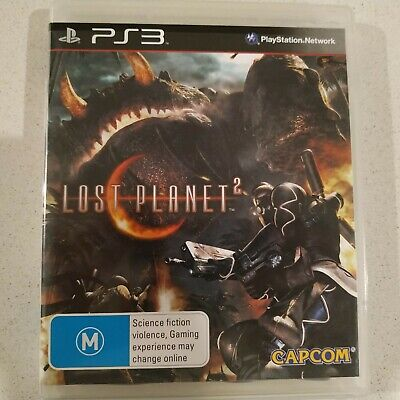 AU8.95 • Buy PS3 Lost Planet 2 - PlayStation 3 - PS3 - Complete - PAL