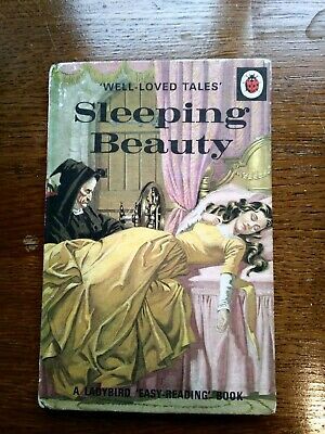 Ladybird Beauty And The Beast Vintage Well Loved Tales 606D Original Pictures • 6.50£