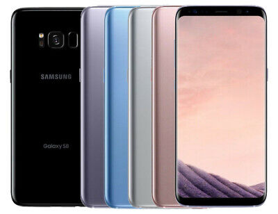 $ CDN234.10 • Buy Samsung Galaxy S8 G950U | Factory Unlocked | GSM ATT T-Mobile | 64GB | Excellent