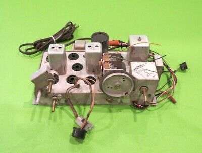 $ CDN82.86 • Buy Vintage Silvertone Wire Recorder Model 7103 Radio Chassis