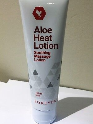 £12.99 • Buy Forever Living Aloe Heat Lotion: Soothing Massage Lotion 118ml