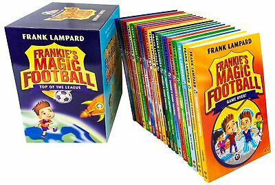 £21.47 • Buy Frankies Magic Football Top Of The League 20 Books Box Set By Frank Lampard New