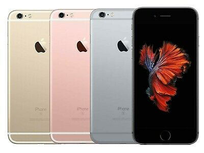 AU214.09 • Buy IPhone 6s Plus 16GB 64GB 128GB | Gray Rose Gold Silver |GSM Unlocked | Excellent