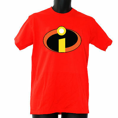 INCREDIBLES Mens Womens Girls Boys T Shirt Classic Comic Super Hero T-shirt • 9.99£