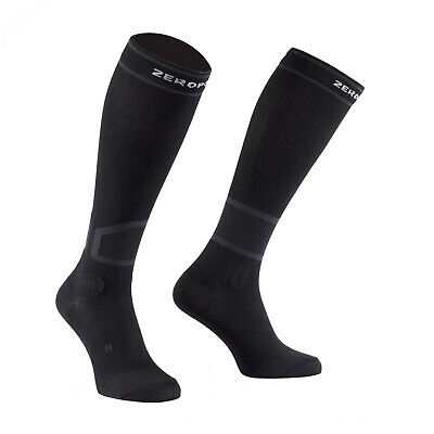 £29.99 • Buy Zeropoint Intense 2.0 Compression Socks For Running And Recovery - Black