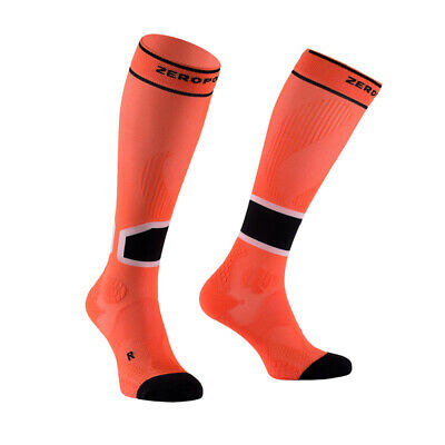 £29.99 • Buy Zeropoint Intense 2.0 Compression Socks For Running And Recovery - Aqua