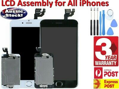 AU22.93 • Buy Assembly For IPhone 5S 6S 7 8 PLUS LCD Screen Full Replacement Display Digitizer