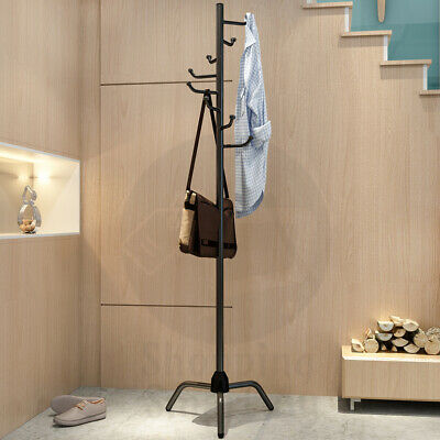 AU26.99 • Buy Coat Clothes Cloth Rack Umbrella Stand Tree Hanger Hook Organiser Hat