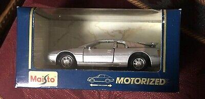 $ CDN4.58 • Buy Maisto Superior Lotus Esprit Silver 1:43 Scale NEW