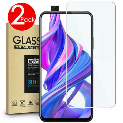 AU4.99 • Buy 2 PACK Premium Tempered Glass Screen Protector For JB HI-FI HUAWEI Y9 Prime 2019