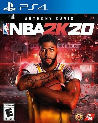 $ CDN39.89 • Buy NBA 2K20 For PlayStation 4 [New Video Game] PS 4
