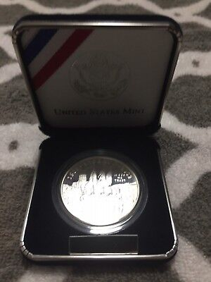 $45 • Buy 2002 U.s. Military Academy Bicentennial Proof Commemorative Silver Coin