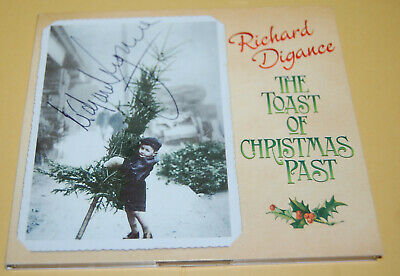 £4.99 • Buy RICHARD DIGANCE AUTOGRAPH On The Toast Of Christmas Past CD
