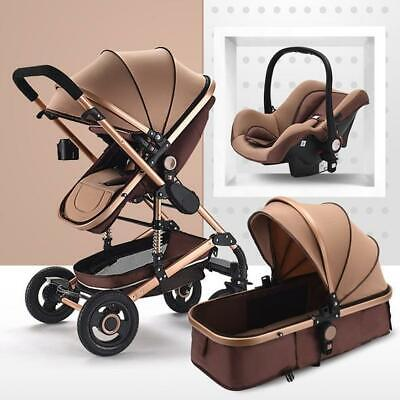 $369.97 • Buy Brand New Light Stroller With Bassinet And Car Seat. For Newborn And Toddlers