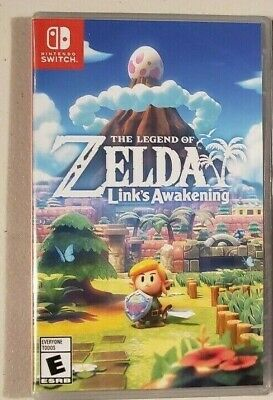 The Legend Of Zelda Link's Awakening  Nintendo Switch.  • 64.99$