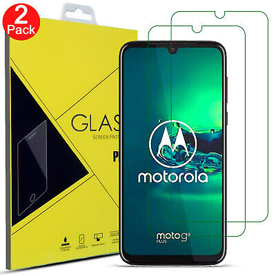 Gorilla Tempered Glass Screen Protector For Motorola Moto E5 G5 G6 Play G7 PLUS • 1.99£