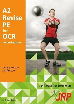 £3.99 • Buy A2 Revise PE For OCR, Dennis Roscoe & Jan Roscoe, Used; Good Book