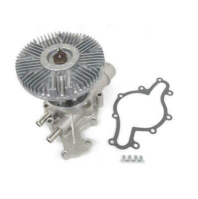 $129.99 • Buy Water Pump With Gasket & Fan Clutch For Ford Explorer V8 5.0L 1996-2001