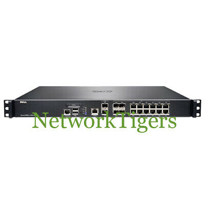 SonicWALL NSA 4600 01-SSC-3840 Security Appliance Firewall - OVERNIGHT OPTION • 589.99$