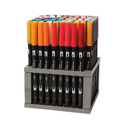 AU299 • Buy Tombow ABT Dual Brush Pen - 96 Color Set With Desk Stand