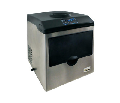 Chard IM-15SS Stainless Steel Ice Maker With Water Dispenser • 345.26$