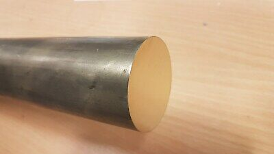 "Phosphor Bronze PB104 Round Bar 2 1//2/"" 63.5mm All Lengths"