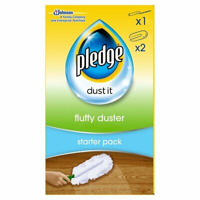 Pledge Fluffy Dusters Starter Kit FREE  DELIVERY • 7.25£