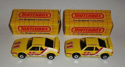 2 Matchbox  BMW-M1  MB 52 New In Box With Free Shipping • 12.71$