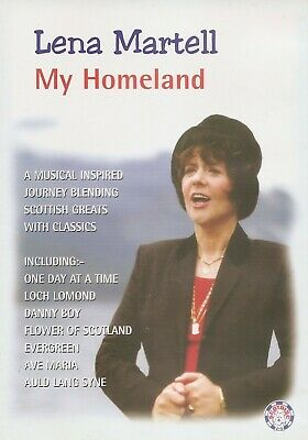 £9.99 • Buy Lena Martell - My Homeland (DVD, 2004)