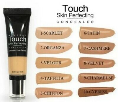$11.95 • Buy Younique Mineral Touch Skin Perfecting Concealer 0.34 Fl. Oz NWOB Choose Shade!