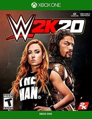 $ CDN39.82 • Buy WWE 2K20 For Xbox One [New Video Game] Xbox One