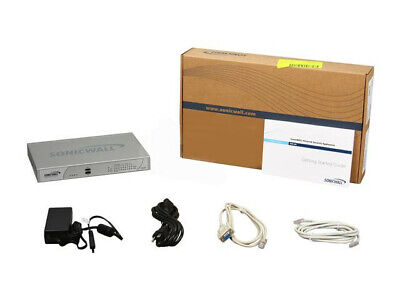 $716.35 • Buy SonicWall NSA 240 01-SSC-8756 Network Security Appliance UTM 758479087564 NEW