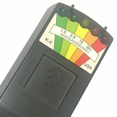 AU65.50 • Buy Genuine K2 EMF Meter Detector Ghost Hunting Paranormal Equipment K-II KII K-2