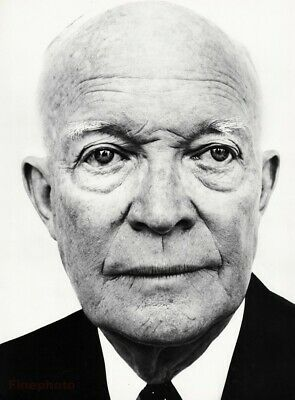 $184.16 • Buy 1964 Dwight D. Eisenhower President World War II Richard Avedon Photo Art 16x20