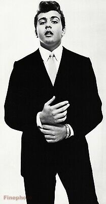 $168.26 • Buy 1964 Fabian Forte Singer By Richard Avedon Actor Music Bandstand Photo Art 16x20