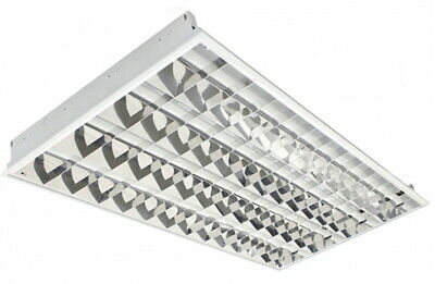 Northcliffe Breeze 436 C45 Recessed Module Fluorescent Ceiling Light (2 Pack)  • 50£