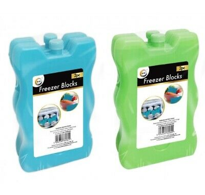 £2.89 • Buy 220cc Ice Bricks Block - Freezer Cooler Bags, Lunch Boxes Etc (SOLD AS SINGLE)