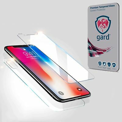 AU9.01 • Buy Gard® Front Back Tempered Glass Screen Protector For Apple IPhone 11/X/XS/8/Plus