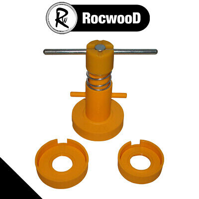 £25.29 • Buy Recoil Starter Spring Winder, Rewinder Tool For Chainsaw And Brushcutter Etc