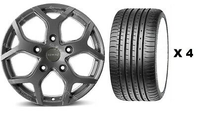 $1293.84 • Buy 18  Mgm Cobra + Tyres Alloy Wheels Fit Ford Transit 2nd Generation 1986 - 2003