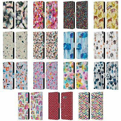 $24.78 • Buy Official Ninola Patterns 3 Leather Book Wallet Case Cover For Htc Phones 1