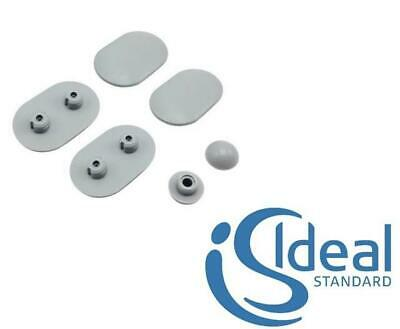 Ideal Standard Replacement Space WC Toilet Seat Buffer Set EV15367 Grey • 10.20£
