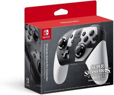 $83.99 • Buy Nintendo Super Smash Bros. Ultimate Edition Pro Controller - Switch New