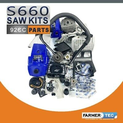 AU426.05 • Buy Complete Parts For Stihl MS660 066 Engine Motor Crankcase Cylinder Chainsaw
