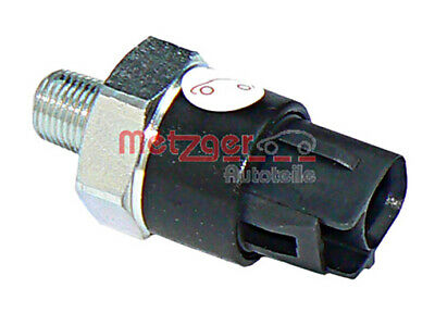 METZGER Oil Pressure Switch Black For TOYOTA HONDA LEXUS MINI VW Auris 1131.J1 • 4.25£