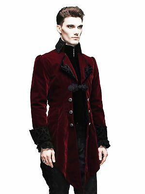 $ CDN225.11 • Buy HaoLin Steampunk Coat Gothic Clothing Cyberpunk Clothes Punk Jacket Renaissan...