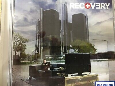 EMINEM - Recovery CD 2010 Aftermath / Universal Australia AS NEW!  • 3.57£