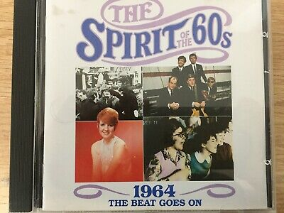TIME LIFE - The Spirit Of The 60s - 1964 The Beat Goes On - Various CD Exc Cond! • 5.97£