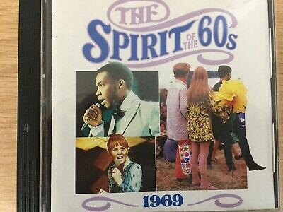TIME LIFE - The Spirit Of The 60s - 1969 - Various CD Excellent Cond! • 6.89£