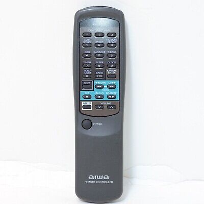 AIWA RC-T503 HI-FI Stereo CD Player Remote Control Working Tested AUS  • 11.14£